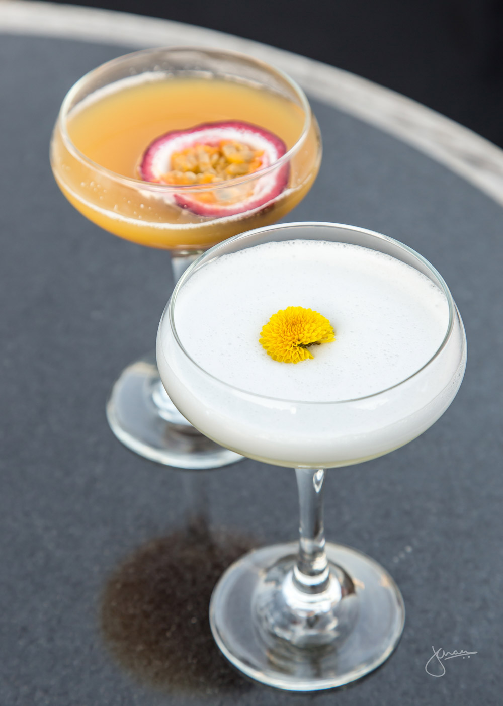 NEW YORK SOUR & PASSION ON 25