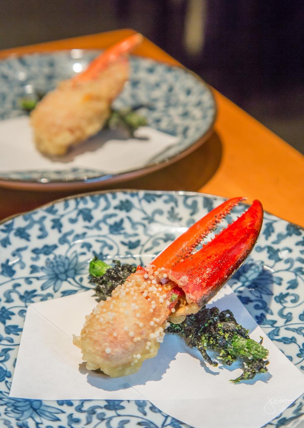 Lobster Tempura
