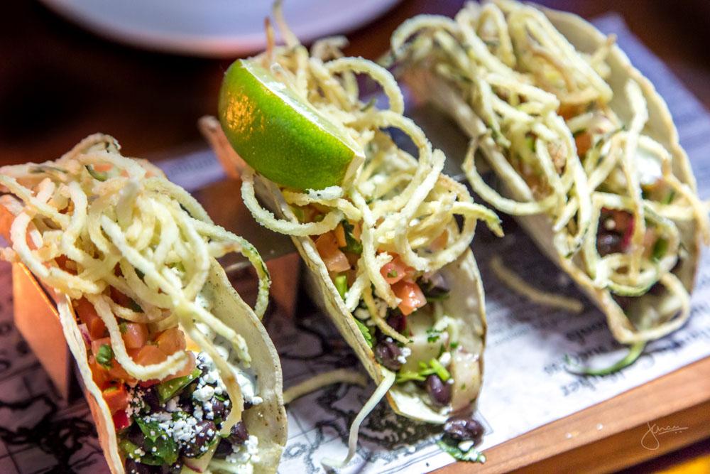 Tacos Frijoles
