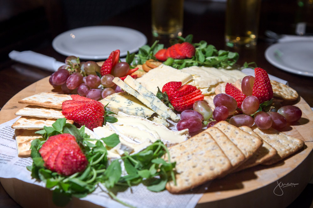 English Cheese and Cider at The Dickens Inn