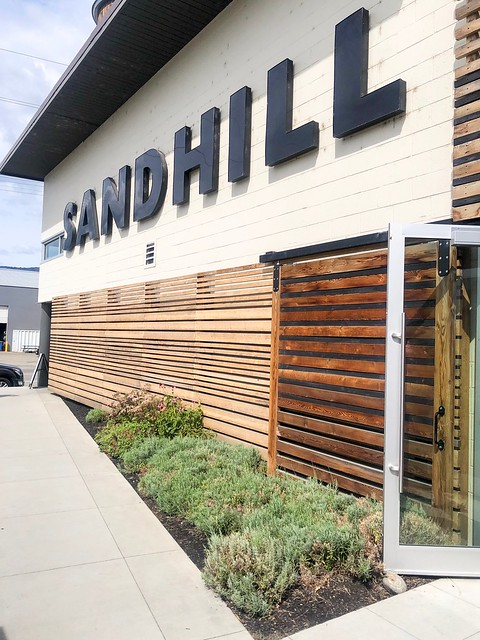 Sandhill Wines, Downtown Kelowna