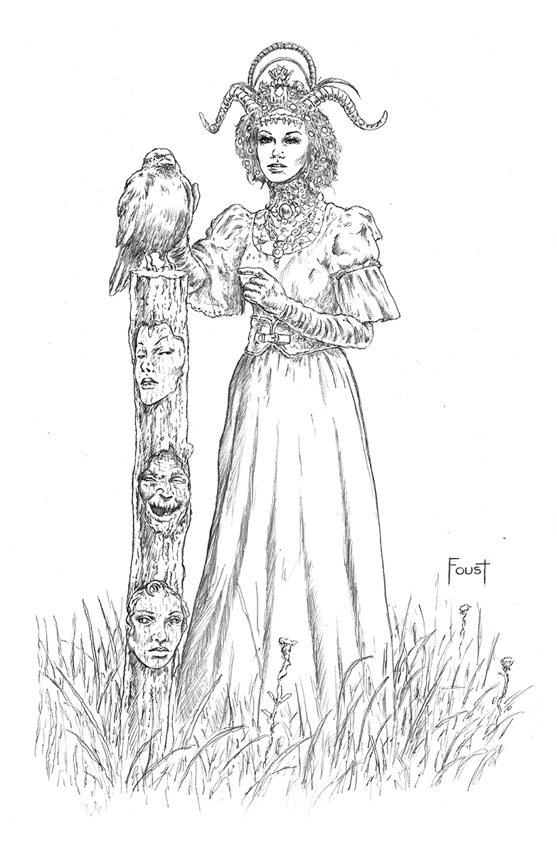 Madame Blackwood