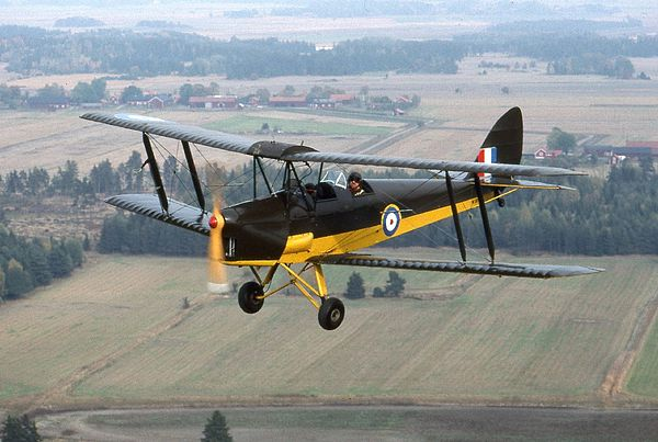 de Havilland Tiger Moth - Wikipedia