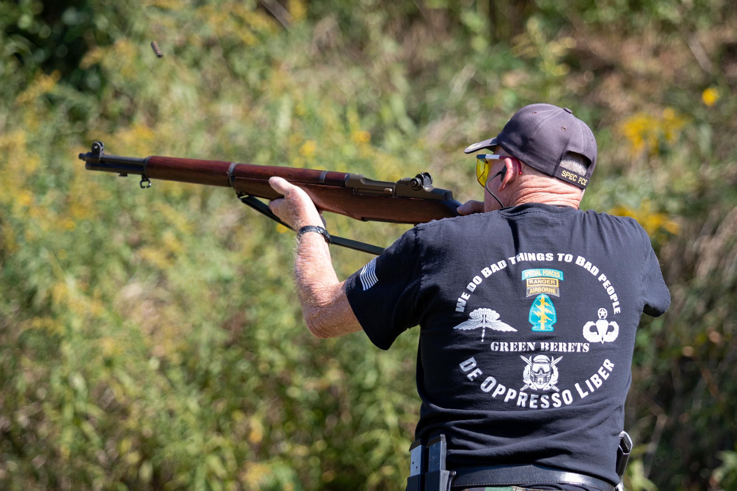 3 Gun Shoot -