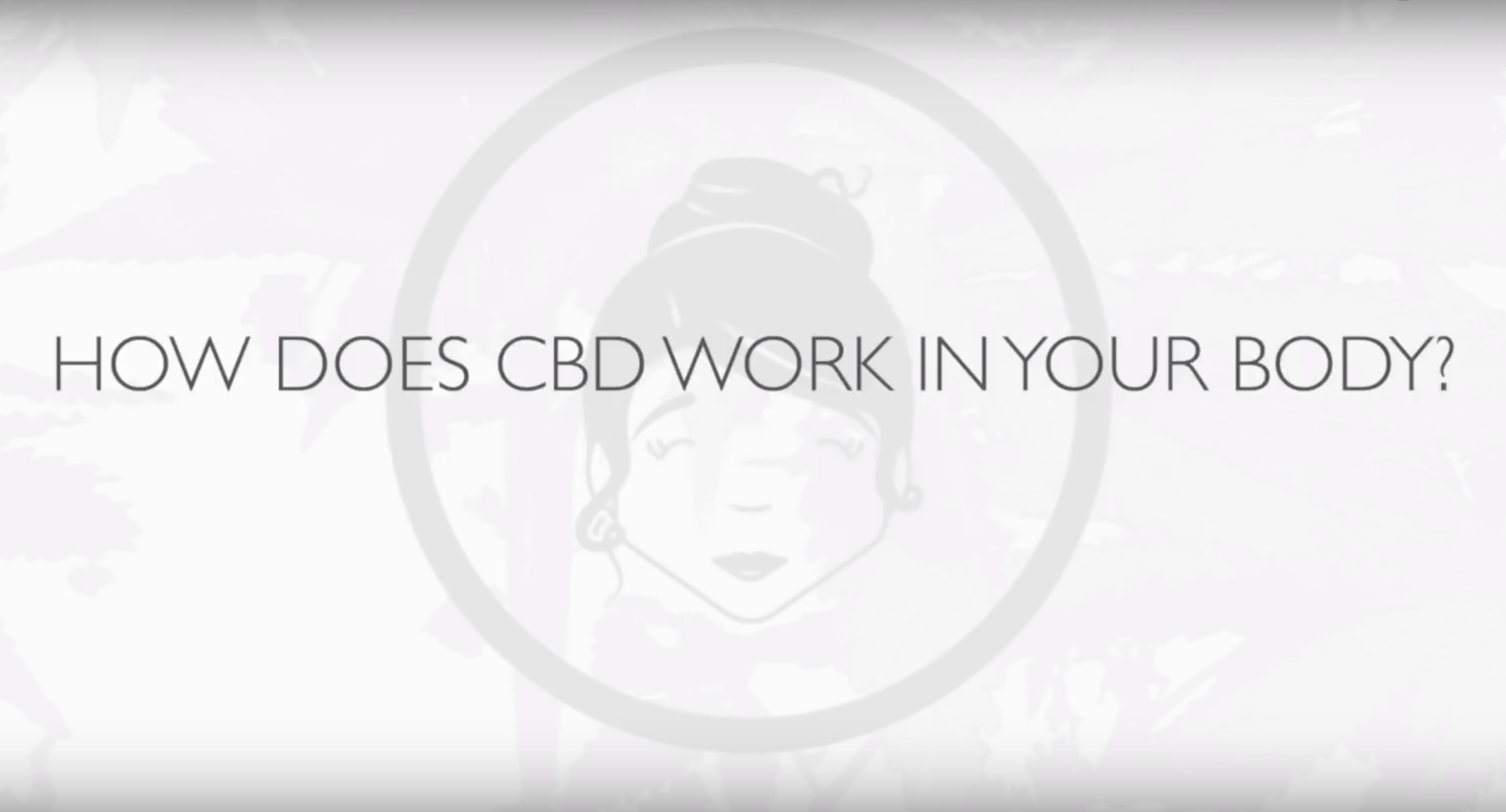 How does CBD work in your body? - Join me for this brief video as I explain how CBD works in your body.This informational video is for those looking for a factual representation of how CBD works in humans & animals (all mammals!).