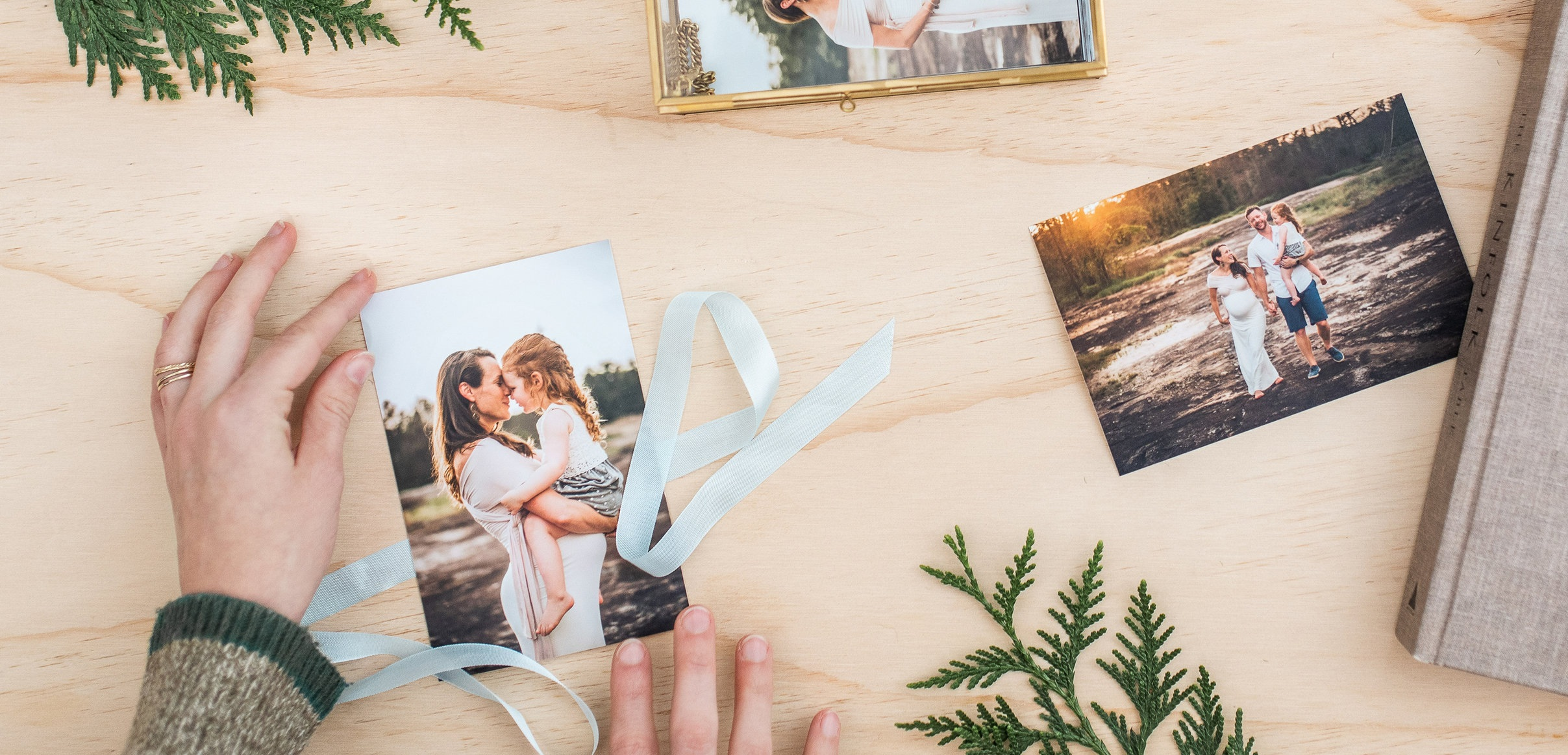 your memories, in hand - Bring your photos home