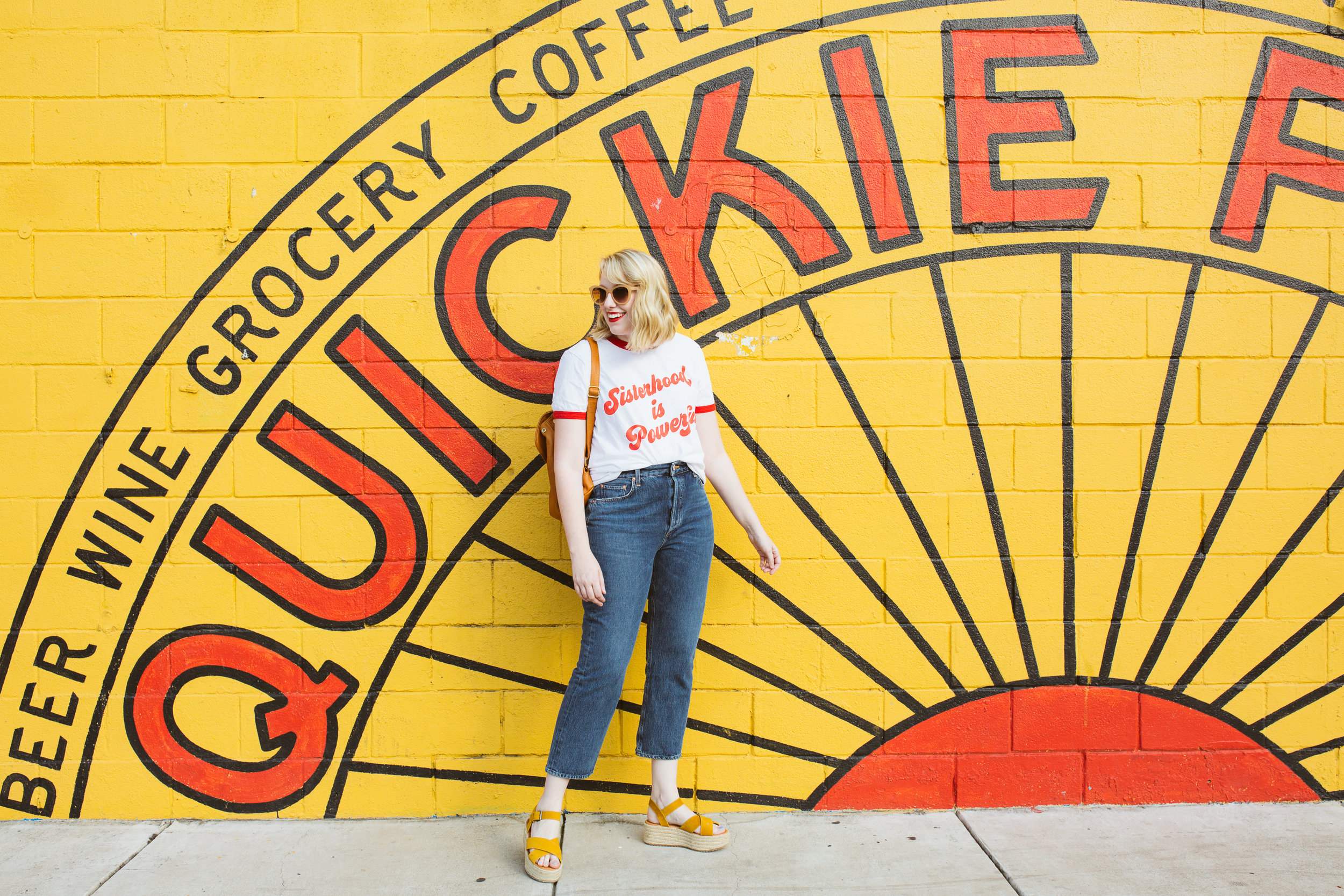MaggieGentry interviews Nicole Seligman of Writes Like a Girl - a body positive fashion blog that inspires women to define their personal style through an introspective and uplifting approach to viewing their wardrobe.