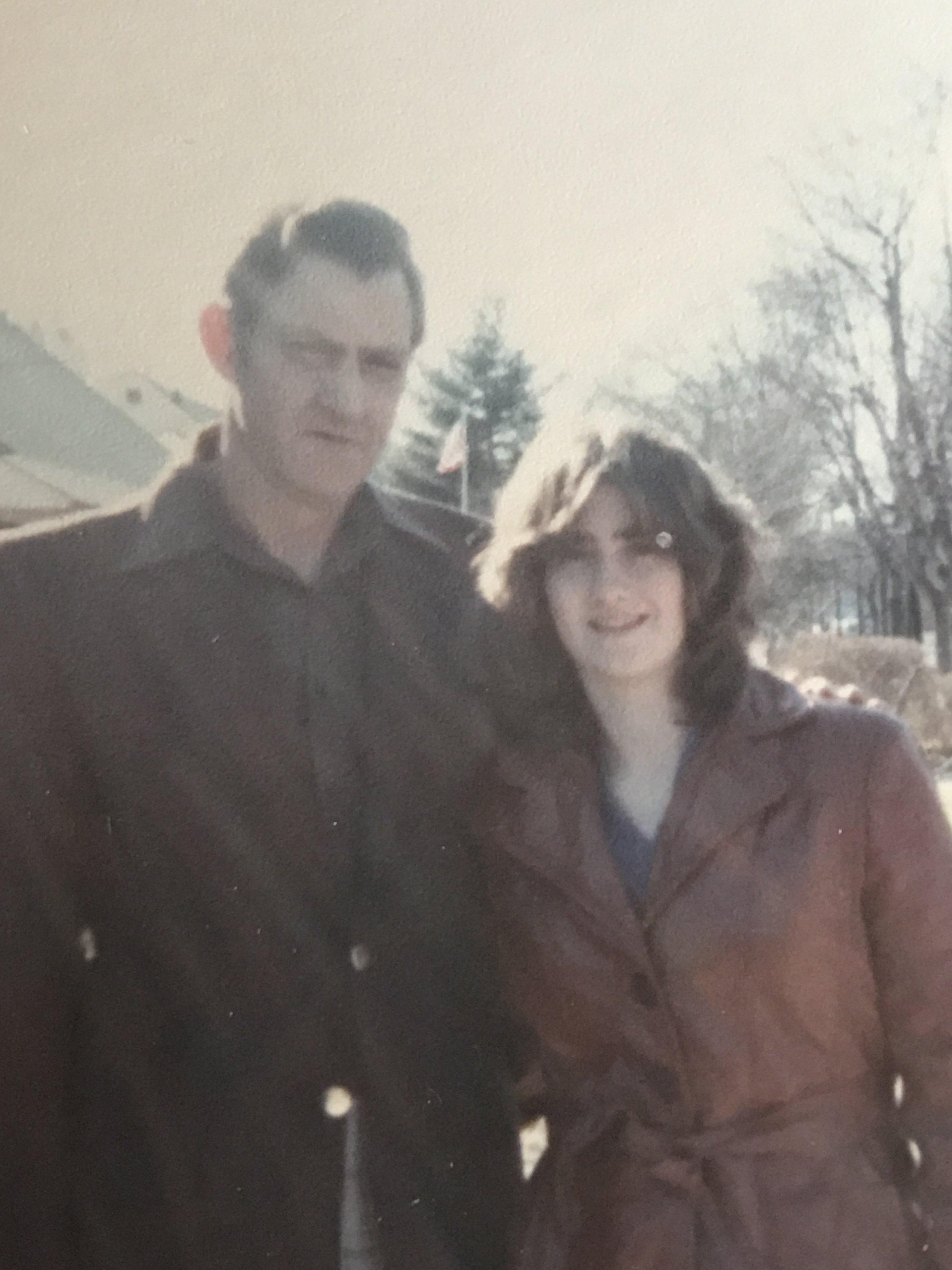 Dad & I - March 1980
