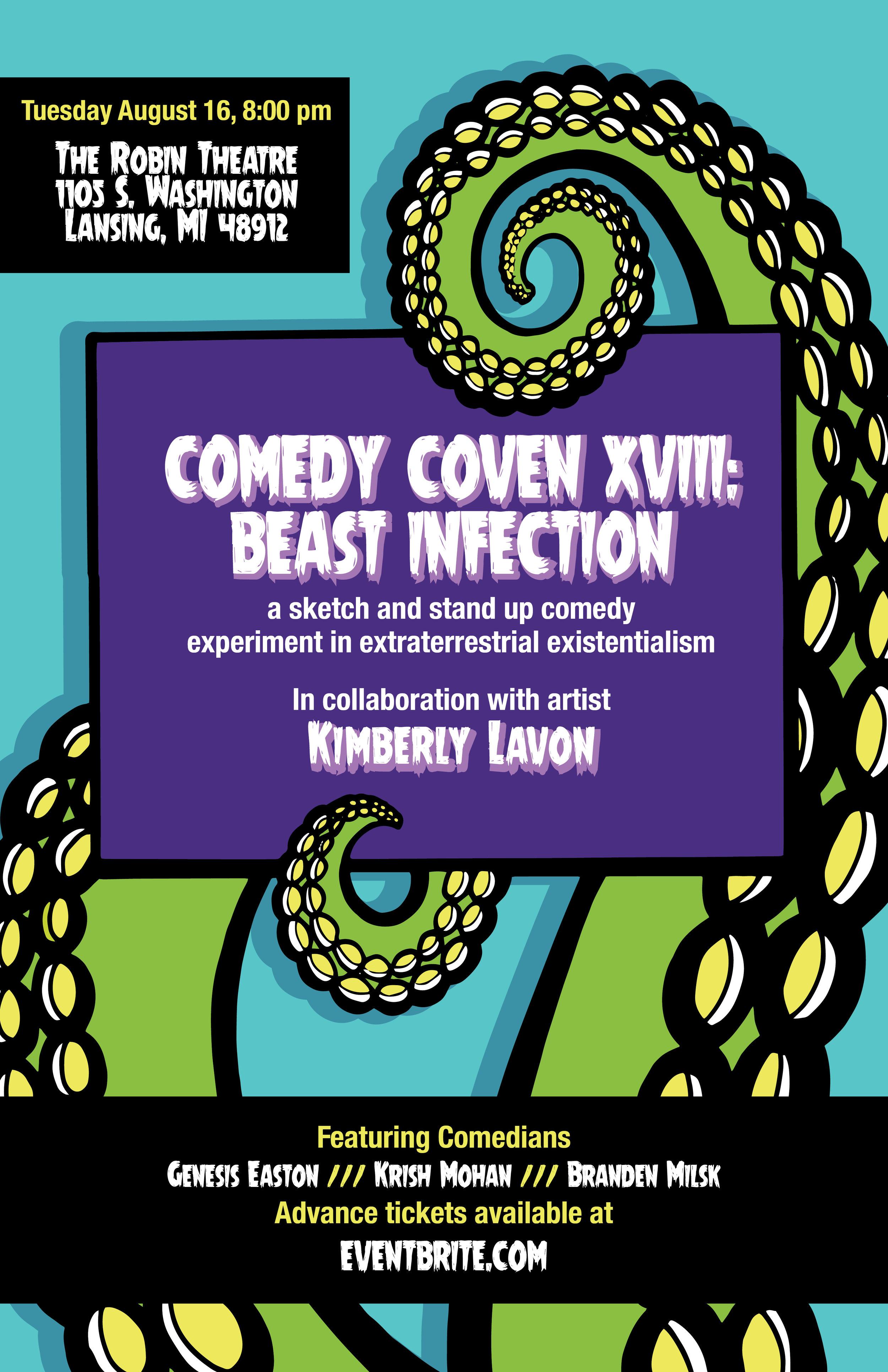 0808 Comedy Coven Beast Infection PSTR V3.jpg
