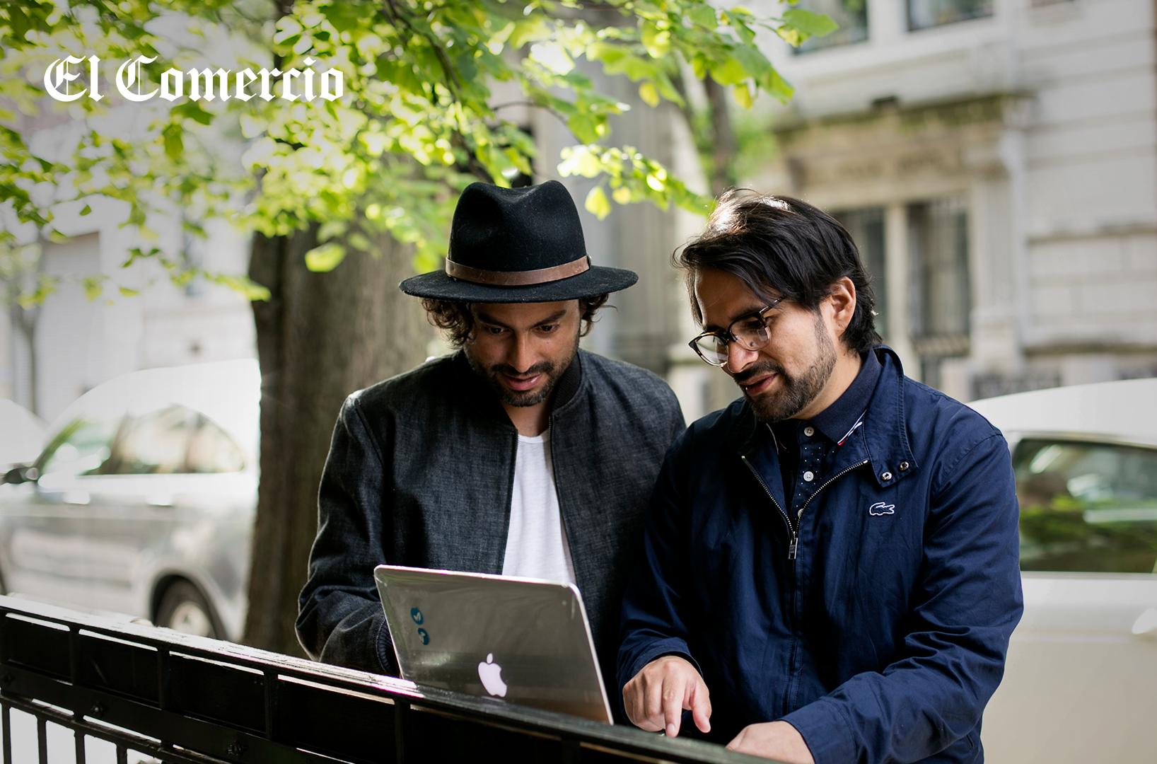 Los publicistas peruanos que lideran una agencia de Nueva York - Tras vivir en Asia y Europa, Gian Carlo Lanfranco y Rolando Córdova son directores creativos de marcas globales en McCann Nueva York.