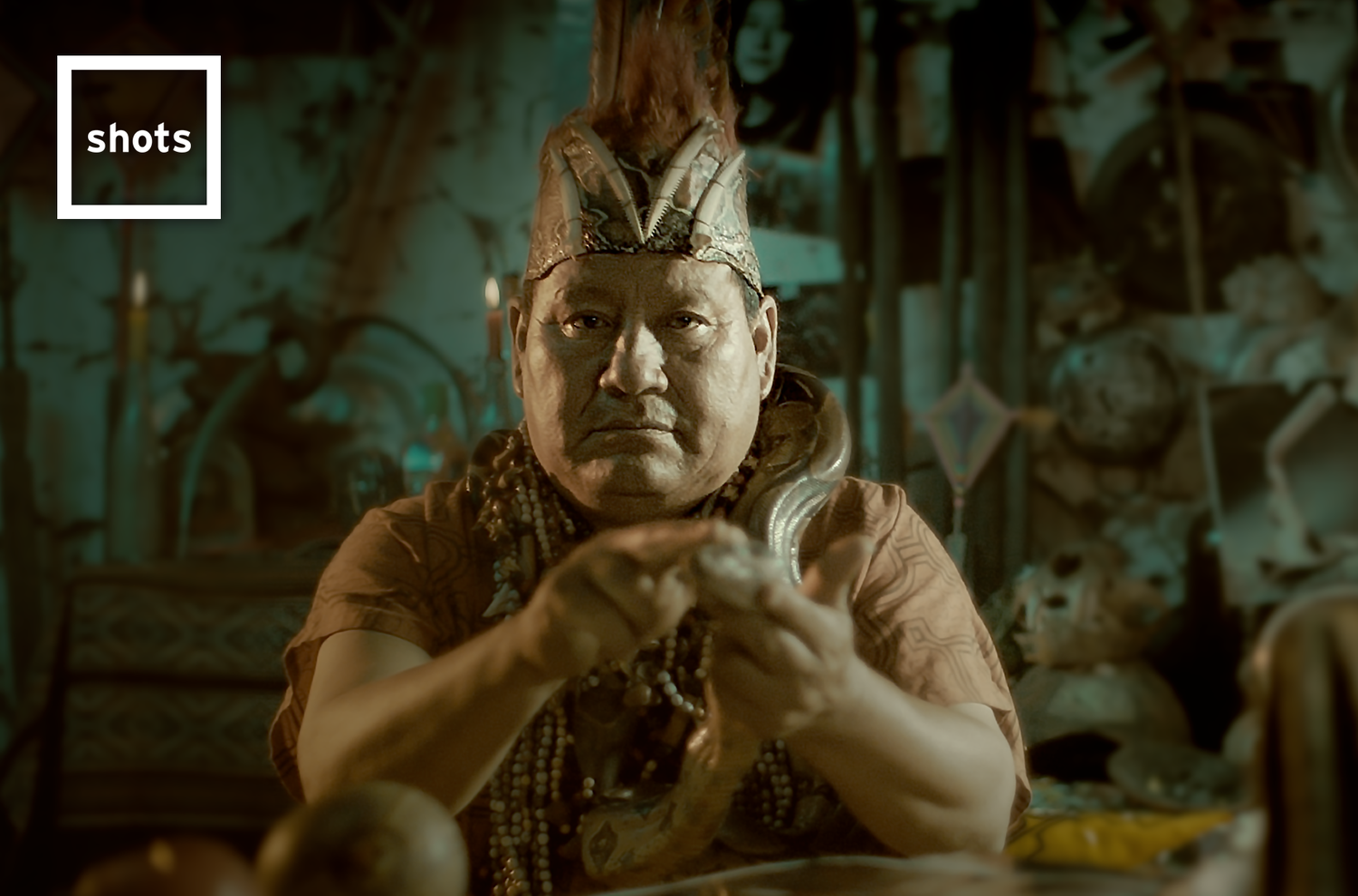 The One Show launches with shaman-power - To promote today's call for entries to The One Show 2020, the advertising awards body is offering the services of a real Peruvian shaman to bless creative work.
