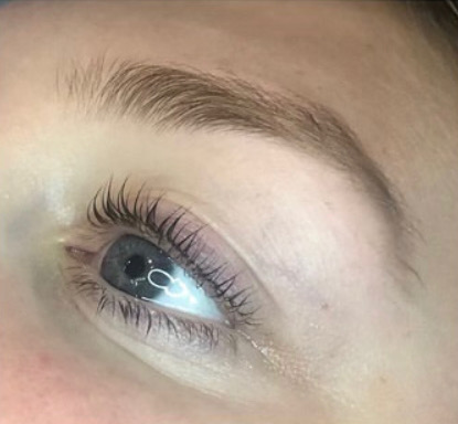 Lash Lift + Tint AFTER
