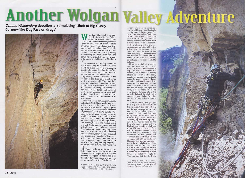 Rock magazine, Oct-Dec 2005, part 1