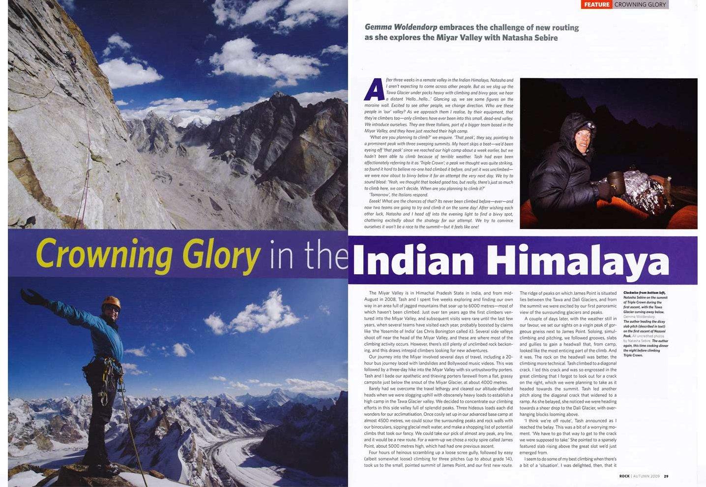 Rock magazine, Apr-June 2009, part 1