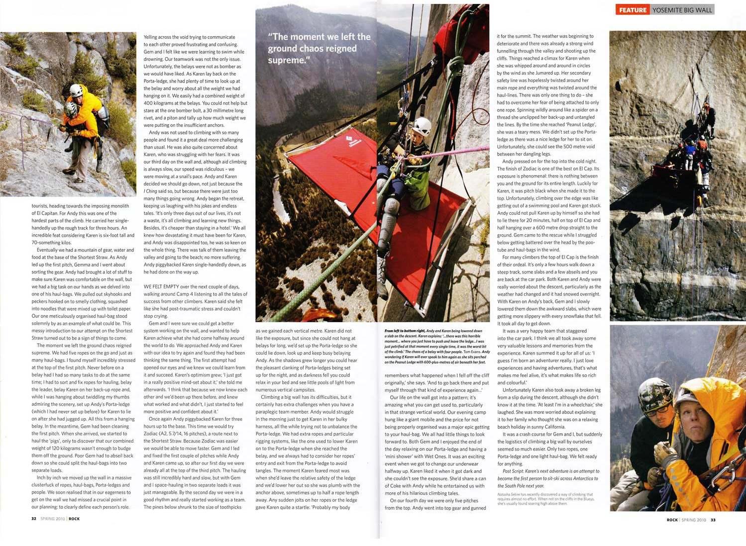 Rock magazine, Oct-Dec 2010, part 2
