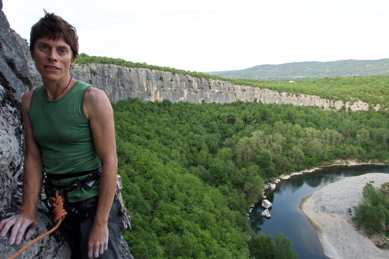 So much cliffline at Gorge de l'Ardeche