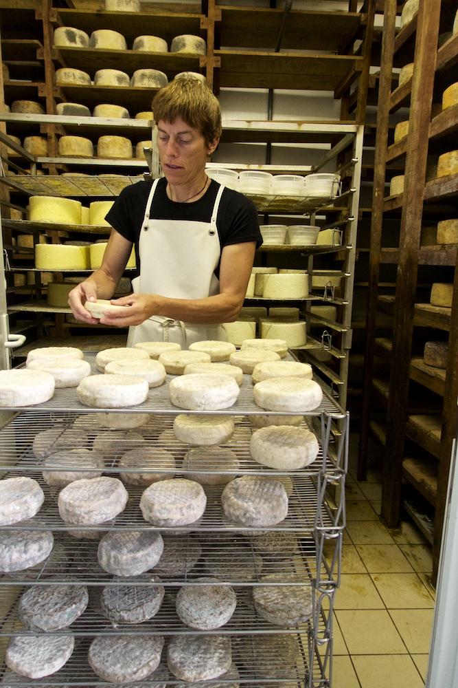 Yum... Pyrenees cheese!