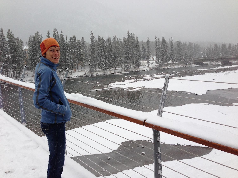 In Banff