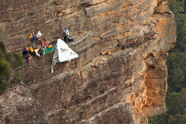 cliff camera operator