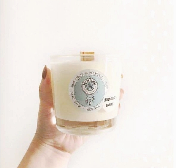 SOY DREAMING NATURAL SOY CANDLES