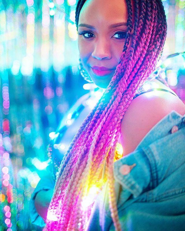 """Your true nature is luminous!"" 👸🏽: @sugarjoiko 🔮: @tftiexperience 📸: @jazmineimaginesphotography ⠀⠀⠀⠀⠀⠀⠀⠀⠀⠀⠀⠀ ⠀⠀⠀⠀⠀⠀⠀⠀⠀⠀⠀⠀ ⠀⠀⠀⠀⠀⠀⠀⠀⠀⠀⠀⠀ ⠀⠀⠀⠀⠀⠀⠀⠀⠀⠀⠀⠀ #acolorstory #ootd #artistsofinstagram #dallasartist #dfwblogger #positivevibes #pursuepretty #livecolorfully #calledtobecreative #dallastho #dallasblogger #confetti #dallasphotographer #abmlifeiscolorful #abmhappylife #myunicornlife #dallasblack #vsco #postitfortheaesthetic #pinkaesthetic #fierce #fortworthphotographer #dfwphotographer #popupmuseum #tfti #contentcreator  #womensupportingwomen #fashion #beauty"