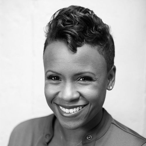 Stephanie Lampkins - Blendoor, CEO    Blendoor is a blind recruiting app that hides candidate name and photo to circumvent unconscious bias.