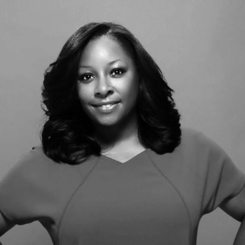 Paula Hayes - Hue Noir, CEO    Beauty in color, defined by you. Hue Noir specializes in makeup that enhances the natural beauty of women with dark skin tones.