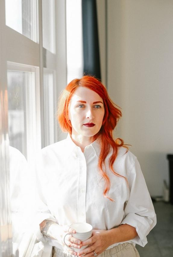 Shelly Sazdanoff- Contemporary Fiber Artist