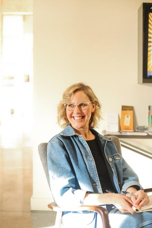 Daphne Eck- Creative Strategist