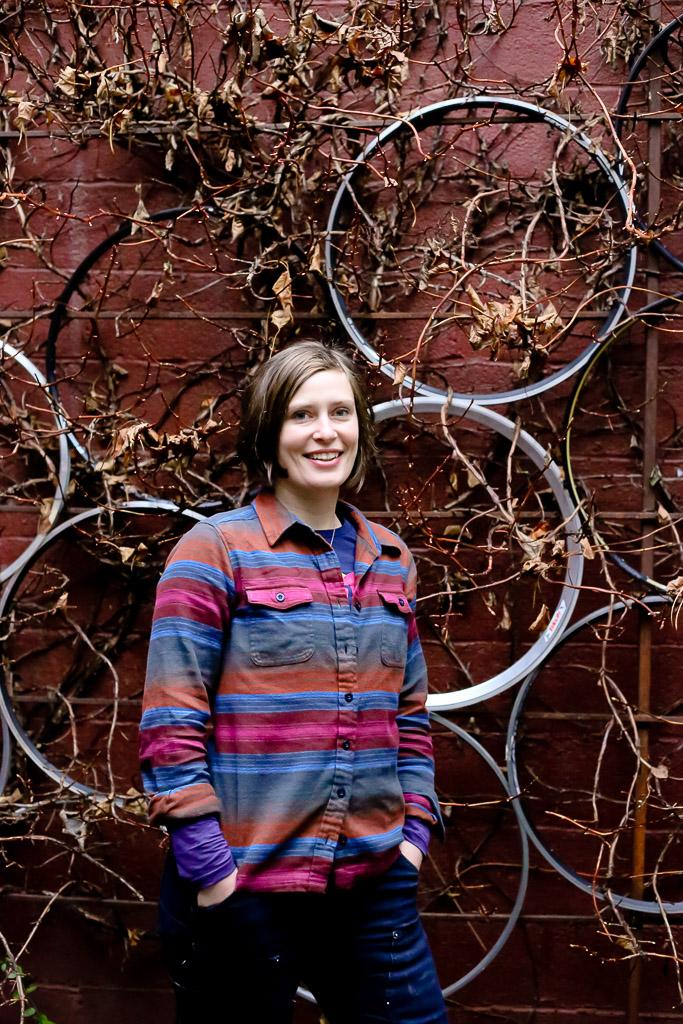 Jude Gerace- Founder of Sugar Wheel Works