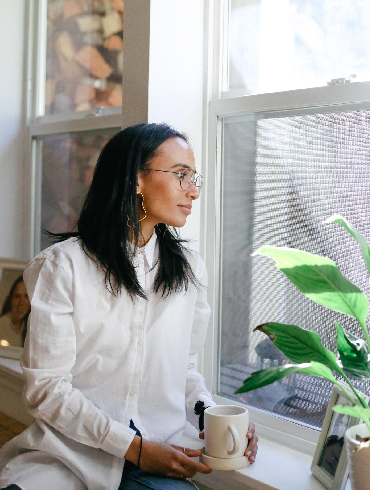 Briana Thornton- Founder of Aesthete Tea