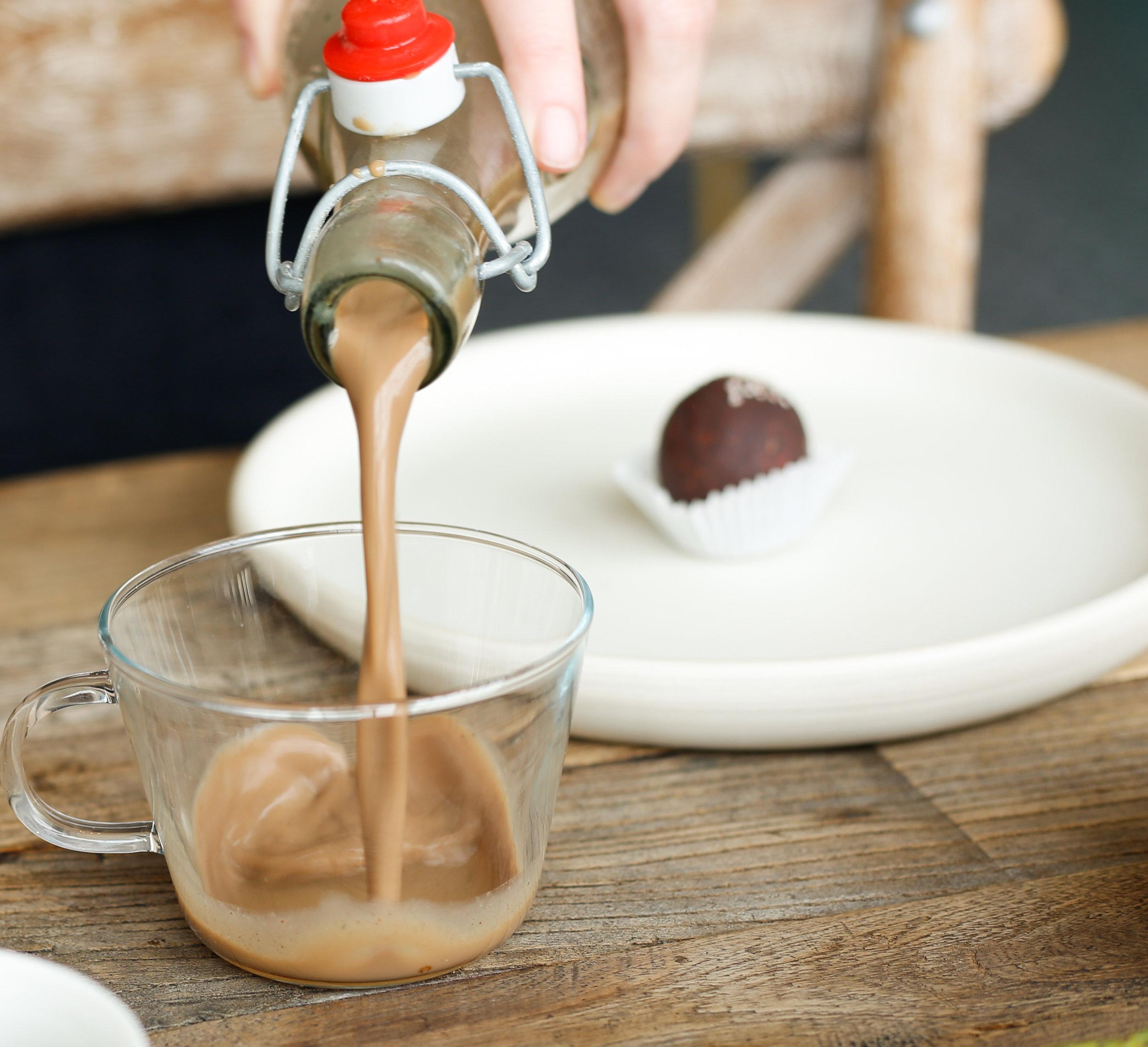Holiday Cacao Mint Mocha