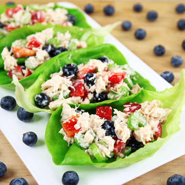 chicken-salad-lettuce-wraps
