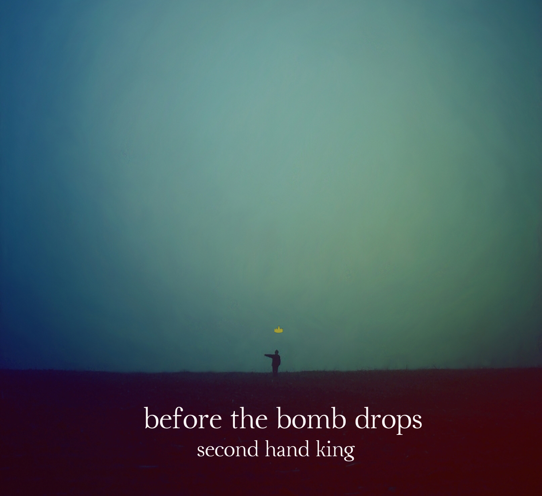 Before the Bomb Drops (Full Length)   This is an album about relationships, moving on, and accepting the inevitable. Death. It comes to every one of us. With one underlying message throughout the album: What would you do if it was your last day on earth?