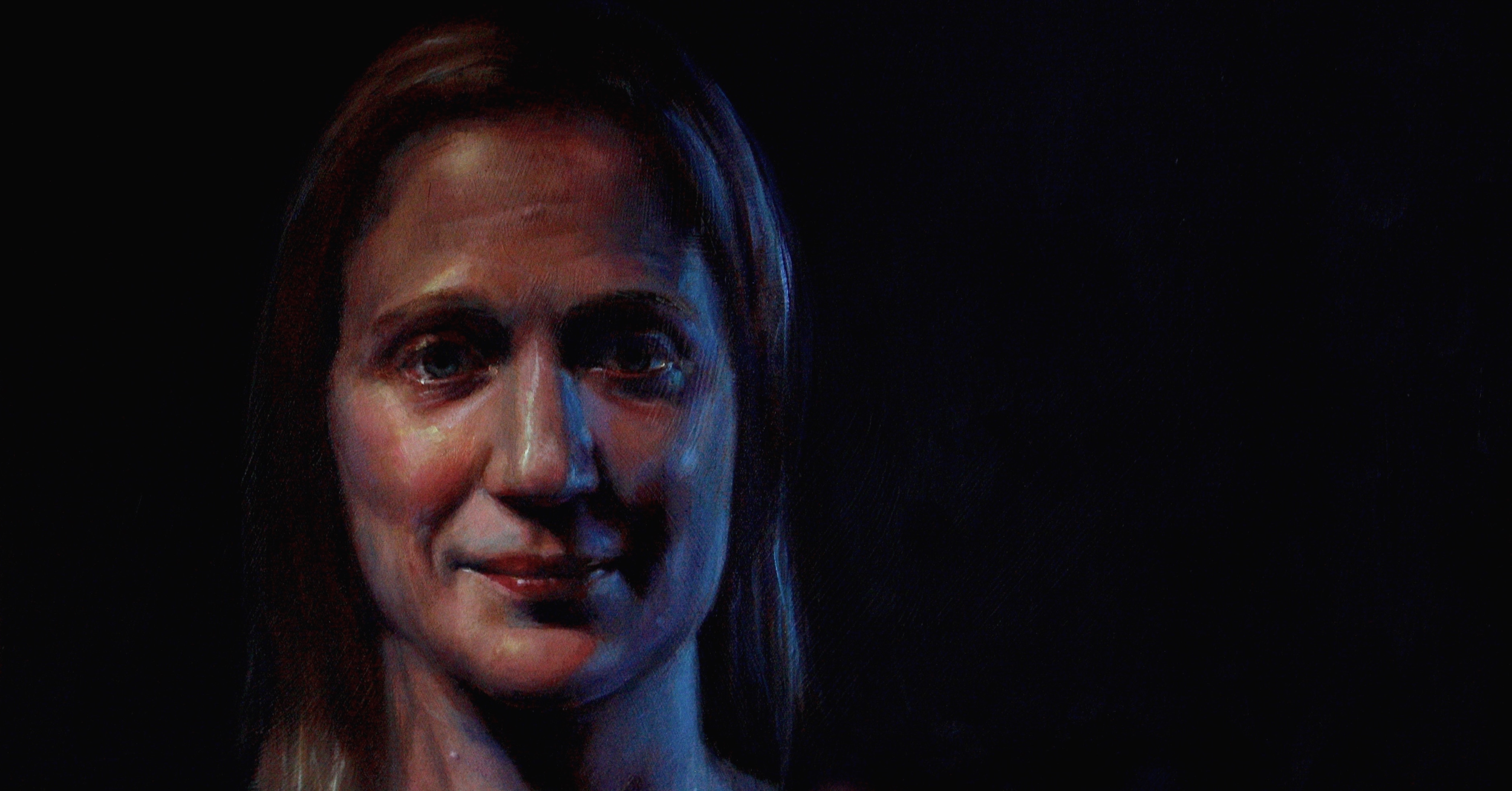 The portrait of Dr Gemma Olsson.