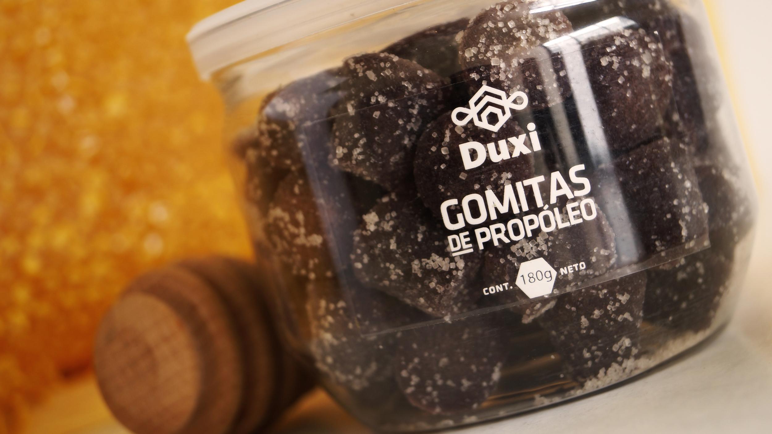 Gomitas de Propóleo Caramelo Natural Venta Puebla Cholula
