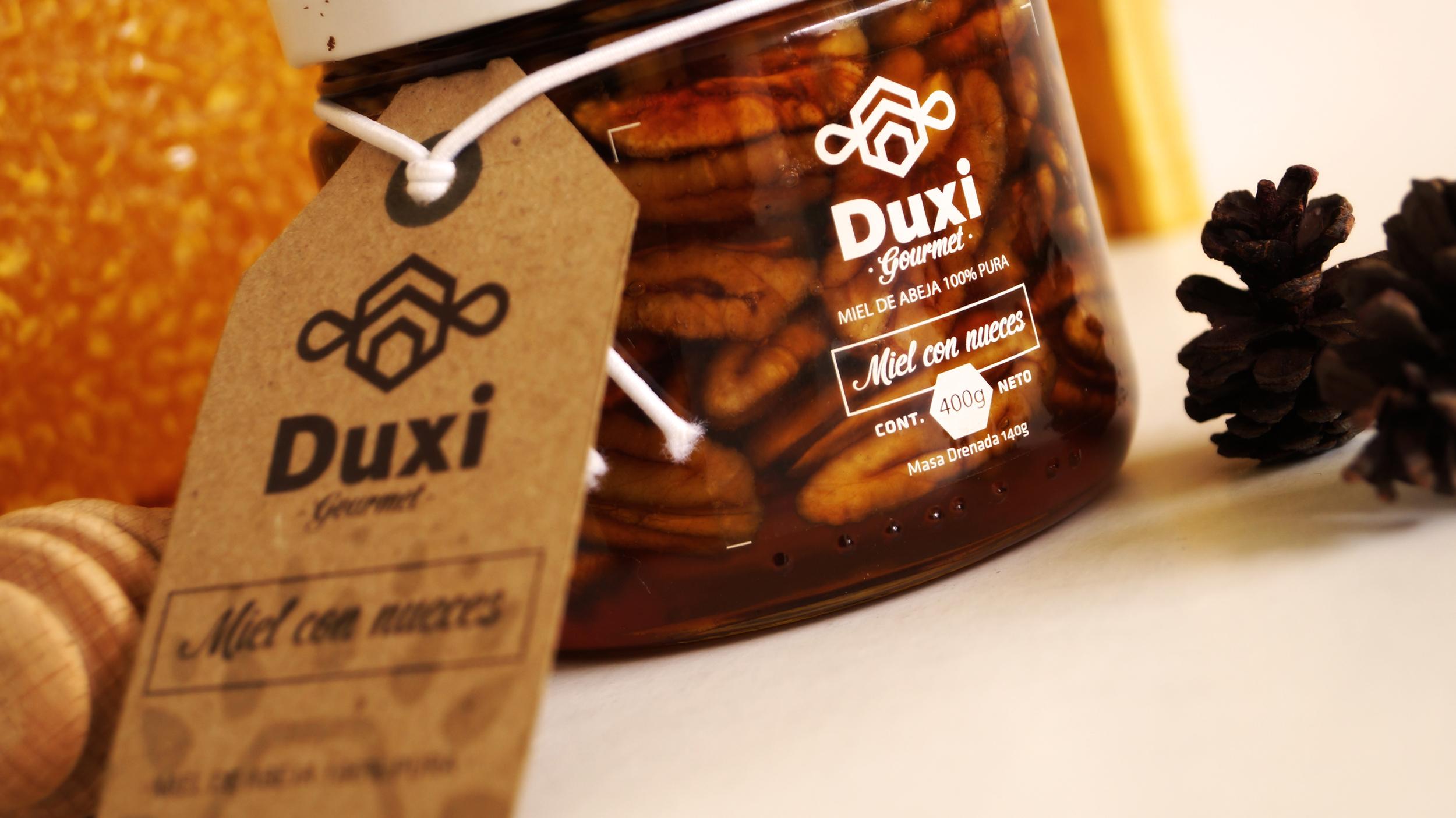 Miel con Nueces Duxi Puebla Cholula Productores Venta