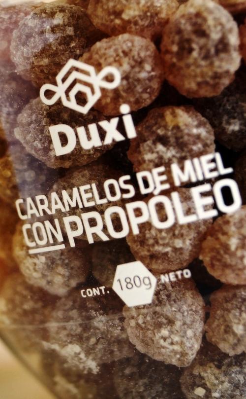 Caramelos de Propóleo y Miel