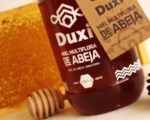 Miel Multiflora de Abeja Pura 100 Duxi 002.jpg