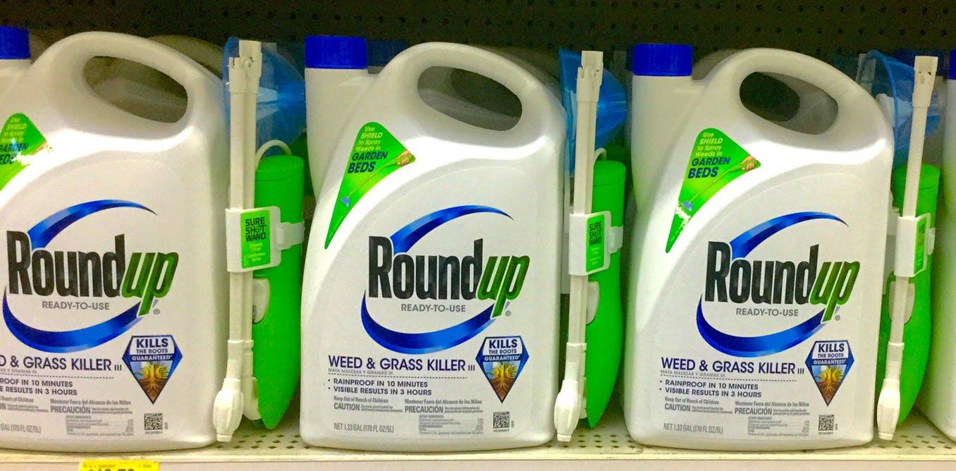 El famoso y devastador Glifosato de Monsanto