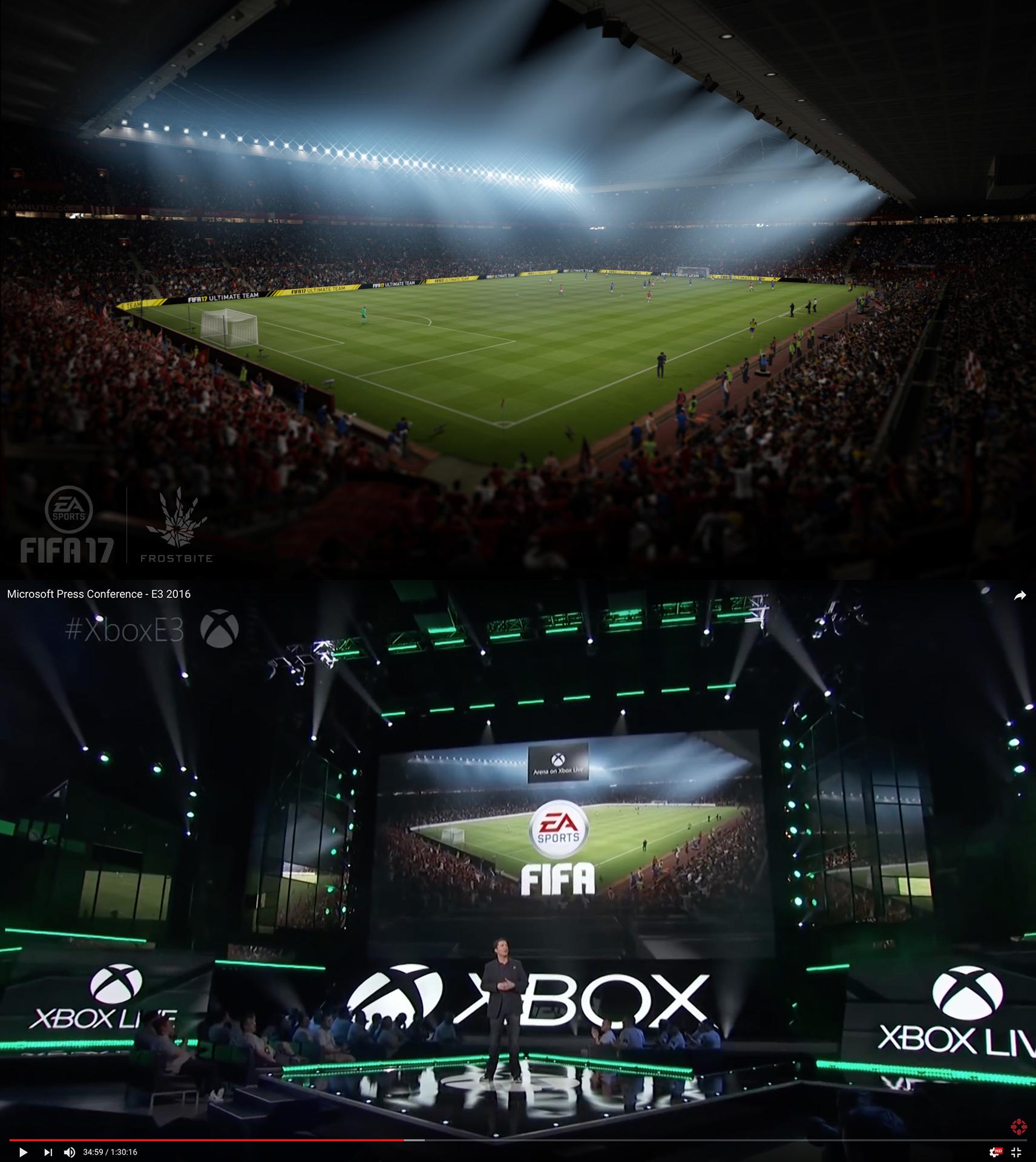 E3 2016 Xbox Press Conference