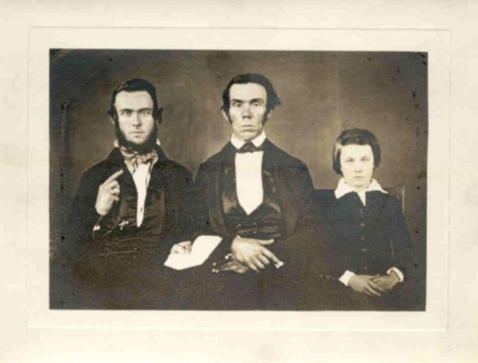 Alexander, Bennett, Samuel AndrewJackson Cockayne
