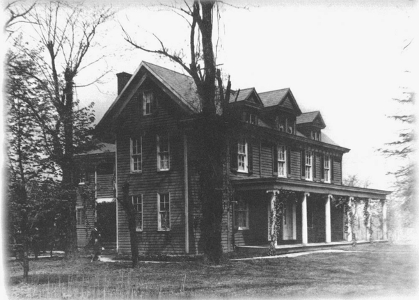 Cockayne house c1890