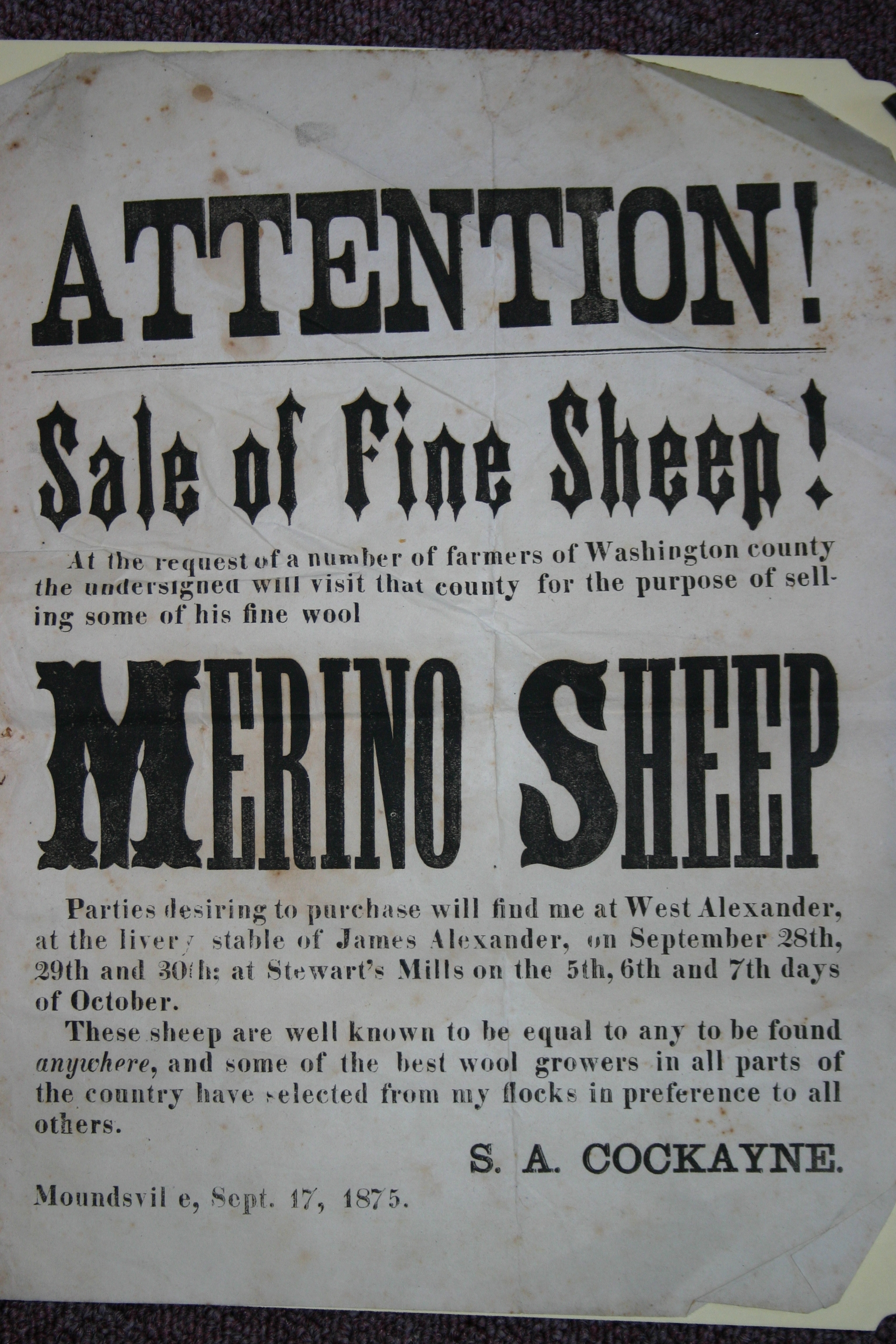 Merino Wool Poster - September 17, 1875.JPG