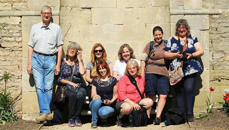 The Somerset AYWMCers - the first meetup group, inspiring another 15 to date, around the world