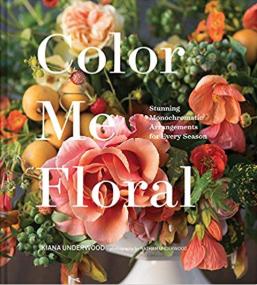 Color Me Floral - arranging inspiration (£14)