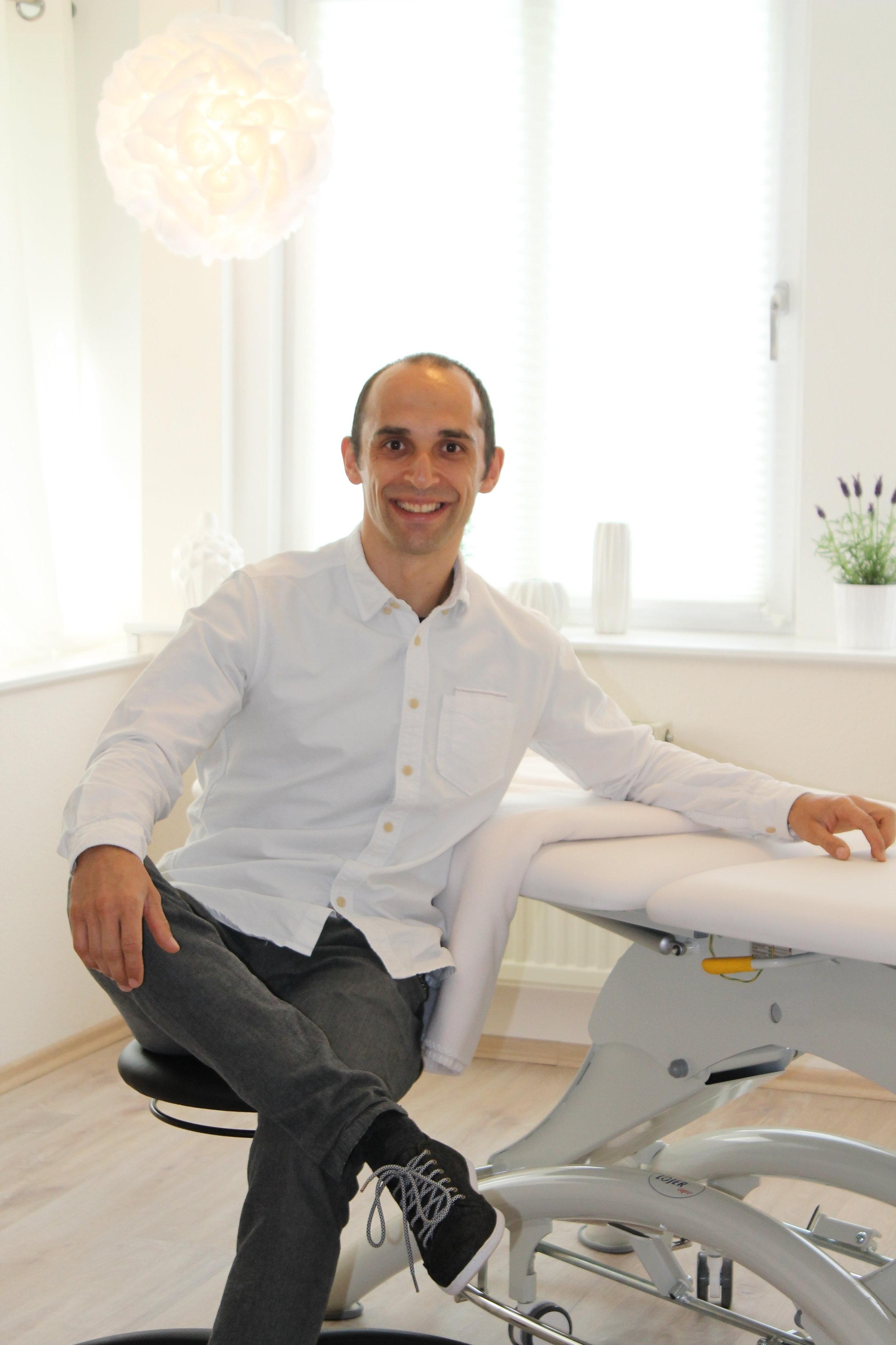 Adam Rodewald Osteopath, Heilpraktiker, Physiotherapeut in Tuttlingen