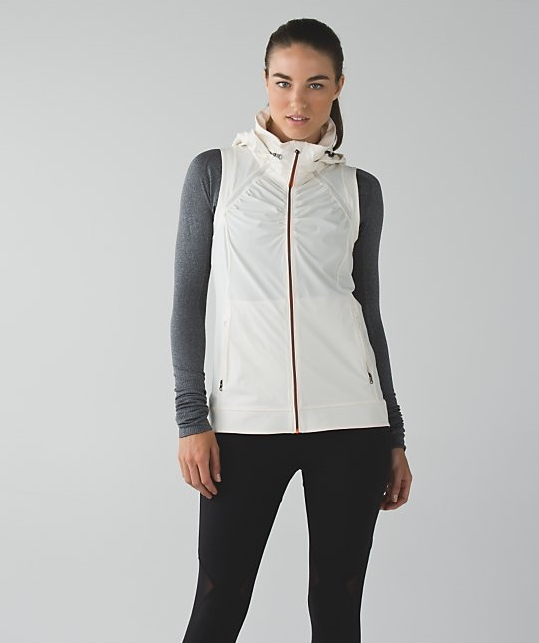 Lululemon Go The Distance Vest — $98