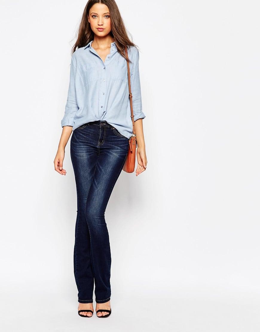 Vero Moda Tall Flare Jean — $23.09