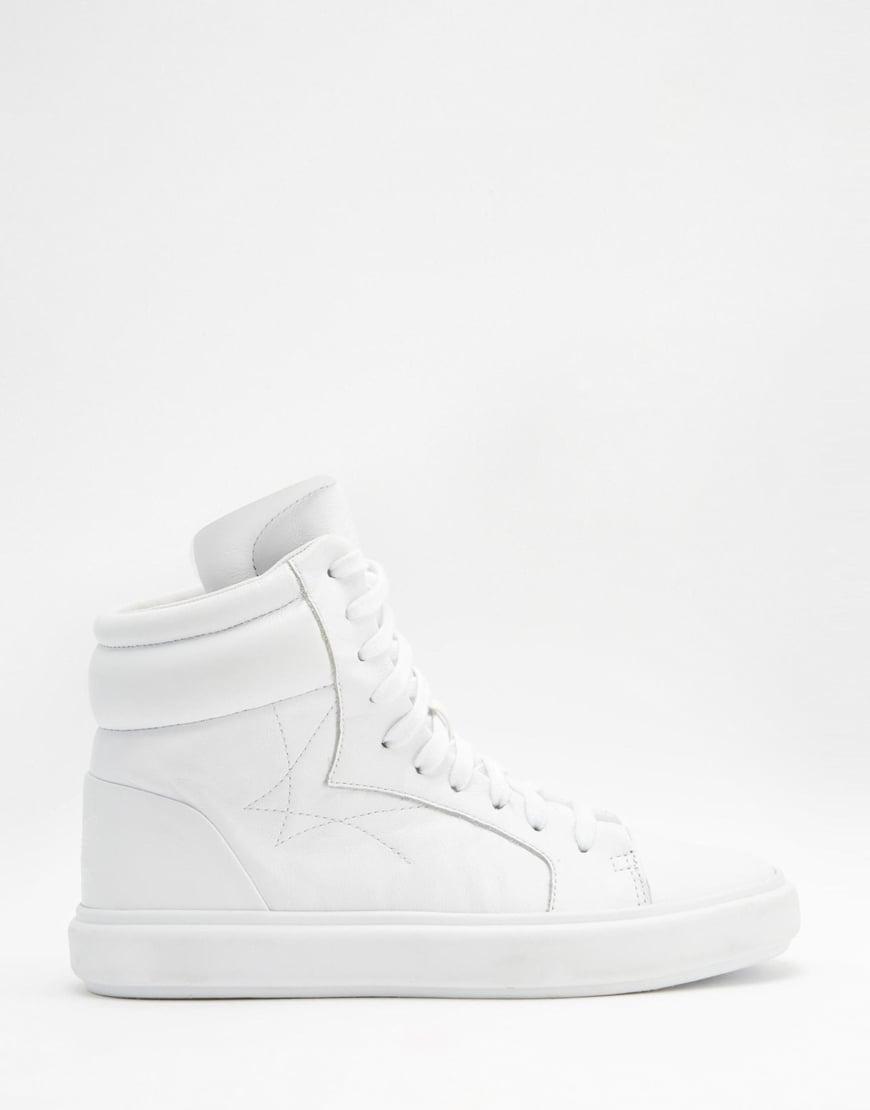 adidas Originals Honey 3.0 Mid White Trainers — $125.74